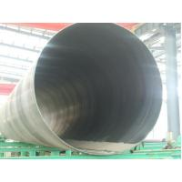 SCH160 XXS SAW Spiral Welded Steel Pipe For Water Conveying API5L GR.B Manufactures