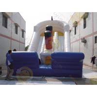 Quality PVC Tarpaulin Commercial Bounce House Inflatable for Outdoor Decoration for sale
