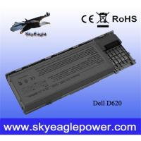 China Dell d620 laptop battery , replacement laptop battery on sale