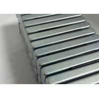 Rare Earth Big Size Neodymium Bar Magnets Nickel Coating High Remanence Manufactures