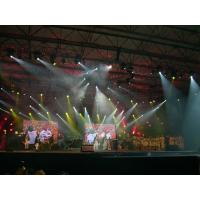Static State P20mm 1R1G1B 2500 Dot/M2 Stage Led Screens with Rating Power Consumption 800W Manufactures
