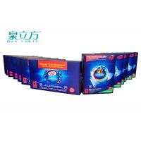 Natural Super Condensed Laundry Detergent Sheets For Removing Normal Soil / Stains Manufactures