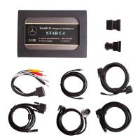 2013 / 07 Mercedes Benz Star Diagnostic Tool For Benz Compact 4 Manufactures