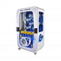 Single Player Toys Claw Machine , Coin Operated Crane Vending Machine Manufactures