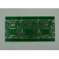 ENIG Finish 4 Layer FR4 PCB Fabrication Service 1 OZ Copper / Aluminum PCB Board Manufactures