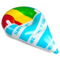 Buy cheap Giant Blow Up Snow Sleds , Hot Inflatable Snow Tube Ride On with Big Grip Handles from wholesalers