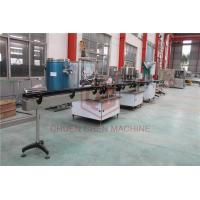 1500BPH Plastic Bottle Rinsing Water Filling And Capping Machine With CNP Pump Manufactures