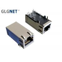 Buy cheap 100W POE RJ45 Modular Jack With 1000 Base - T Integrated Transformer from wholesalers