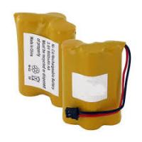 China Environmental and energy saving NiMh 3 X 1500mAh 3.6V rechargeable battery on sale