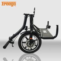 Automatic Folding Travel Mobility Scooter For Seniors Rain / Dust Resistance IP54 Manufactures