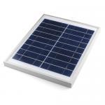 High Transmittance Polycrystalline Solar Panel Excellent Weathering Resistance Manufactures