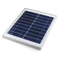 Quality High Transmittance Polycrystalline Solar Panel Excellent Weathering Resistance for sale