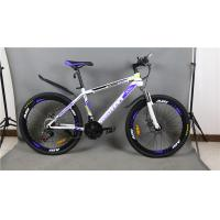 26 inch Shimano 21 speeds disc brake hi-ten steel special shape mountain bicicle MTB with fender Manufactures