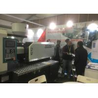 High Speed Plastic Crates Manufacturing Machines , PET Preform Injection Molding Machine for sale