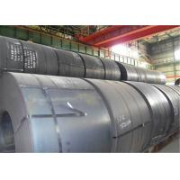 Construction Structures Sheet Metal Coil 10mm Thick Mild Plate Black For Industrial Panels Manufactures