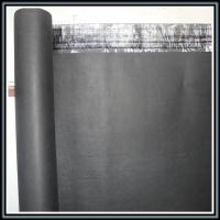 Quality Breathable roofing underlayment used for slope roof for sale