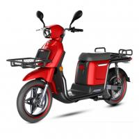 Red Color Electric Mobility Scooter 72V 20Ah Lithium Battery Wheelbase 1315mm Manufactures