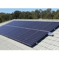China Stable Multicrystalline Silicon Solar Panels 900 Mm Length Flame Resistant on sale