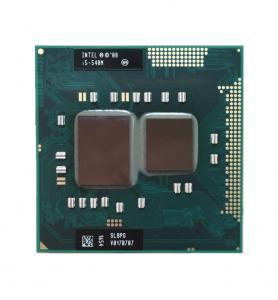 Laptop CPU Processors, CORE I5 Legacy Series, I5-540M SLBPG (3MB Cache, 2.53GHz)-CPU of Notebook