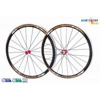 Road Bike 700c 38mm Aluminum Bicycle Wheels AA6063 T5 Customized Size 12 to 22 Manufactures