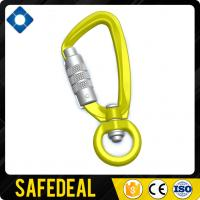 Aluminum Light Swivel Carabiner Manufactures