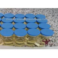 Muscle Building Oral Anabolic Steroids 99.6% Dianabol Methandienone  CAS 72-63-9 Manufactures