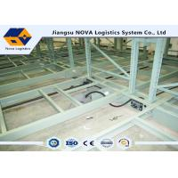 China Blue Industrial Steel Storage Racks, Heavy Duty Shop Shelving3000 Kg Max Per Layer for sale