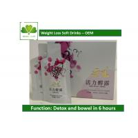 Anti Aging Natural Detox Drinks Detox And Slimming Fruit Juice Resveratrol Soft Drinks Manufactures