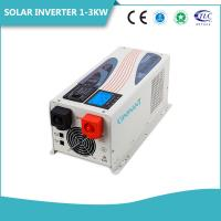 Single Phase Solar Energy Inverter High Reliability Low Power Consumption Manufactures