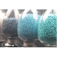 PS Blue Masterbatch Good Coloring Effect For Sensitive Electronic Components Manufactures