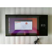 Buy cheap 15.6 Inch Ubuntu OS Touchscreen Panel PC With RFID Reader & 3G Module from wholesalers