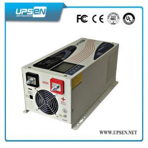 1kw-6kw Pure Sine Wave 12V/24V/48V Solar Inverter DC to AC Power Inverter Manufactures