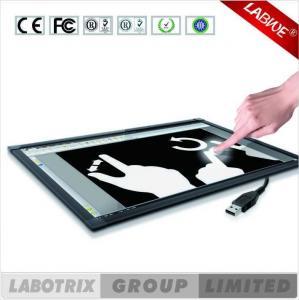 Electronic E-Board Interactive Whiteboard Display / Writing Whiteboard Manufactures
