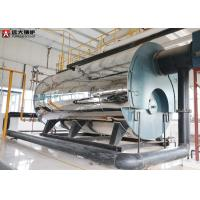 Customized Natural Gas Fired Industrial Steam Boiler Explosion Proof Device Manufactures