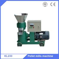 Straw grain grass corn wheat straw farm animal feed pellet making machine Manufactures