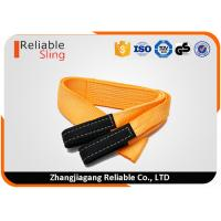 2.5 25,000 LB Orange Recovery Strap For Off- Road Towing With Reinforced Loop Ends Manufactures