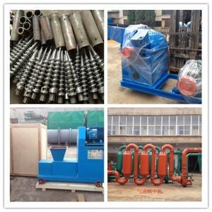 production line wood charcoal briquette machine Manufactures