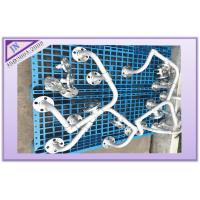 Custom Metal Parts Stainless Steel Pipe Bending Service with Welded Flage Manufactures