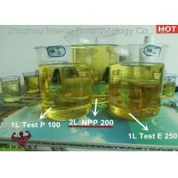 Oil Injectable Nandrolone Phenylpropionate 200mg / Ml Deca Durabolin Steroid Manufactures