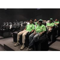 High Definition 5D Cinema System Install In Shopping Mall / Amusement Park Manufactures