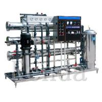 Quality Mineral Water / Juice / Carbonated Drinks RO Water Treatment Systems Equipment Electric Driven for sale