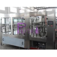 Soft Drink Bottle Filling Machine Automatic Capping Equipment 15000BPH Manufactures