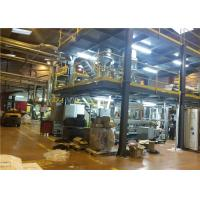 Super High Torque Twin Screw Extruder With European Gearbox And Torque Limiter