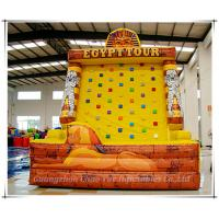Buy cheap Funny Inflatable Sport Climbing for Adults or Kids (CY-M2106) from wholesalers