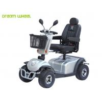China 6Km - 15Km / H Powerful 4 Wheel Off Road Mobility Scooter 1000W 24V Motor on sale