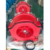 WTD1-B 450kg machine roomless good quality traction machine for car mini lift Manufactures