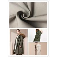 Anti Corrosion Vinyl Coated Polyester Fabric , 150D 3/1 Twill Water Resistant Fabric Manufactures
