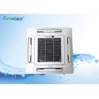 2.7KW CE Certified Chilled Water Cassette Fan Coil Unit False Ceiling Installation Manufactures