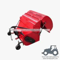 FMC160 Farm implements tractor 3point flail mower with collector Manufactures
