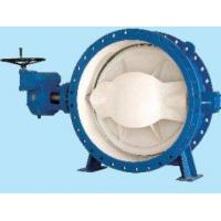 Resilient Seated Eccentric Flanged Butterfly Valve Manufactures